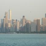 Chicago's impressive skyline